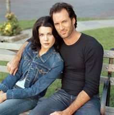 Early javajunkies with a confused Lorelai (What's the matter, sweetie? A little AU even for you?)