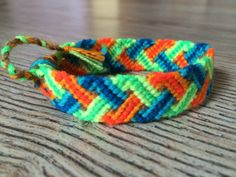 Friendship Bracelet.Handwoven Braided by PoplarFriendBracelet