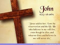 A Bible Verse From The Book Of John