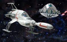 UFO, Gerry Anderson.