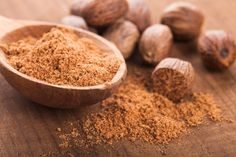 Nutmeg and Turmeric for Acne Scars Diet Food List, Food Lists, Substitute For Bread Crumbs, The Oatmeal, Spices And Herbs, Christmas Snacks, Honey And Cinnamon, Dog Food Recipes, Gourmet
