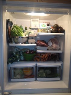Take a peek and see what the creator of the Bulletproof Diet keeps in his fridge