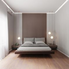Bedroom Design Ideas – Create Your Own Private Sanctuary Bedroom False Ceiling Design, Modern Master Bedroom, Modern Bedroom Furniture, Modern Bedroom Design, Master Bedroom Design, Minimalist Bedroom, Contemporary Bedroom, Interior Design Living Room, Bedroom Decor