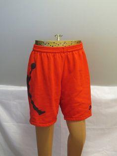 19a9ac698f8 Vintage Air Jordan Shorts - Red Colorway with Black Jumpman - Men's XL