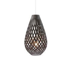 Koura by David Trubridge | General lighting