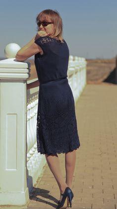 View album on Yandex. Knit Skirt, Knit Dress, Dress Skirt, Mode Crochet, Knit Crochet, Beanie Hats For Women, Lace Knitting Patterns, Crochet Lace Dress, Womens Fashion