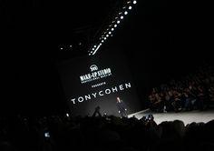 Amsterdam Fashion Week, Tony Cohen.  Photo by Marleen Serné www.marleenserne.nl