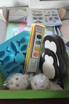 It's such a fun box, and I was amazed with all the great supplies that were included.   This box is perfect for crafty kids, and is a great way to keep kids busy!  My 5 year old was absolutely thrilled when she saw the box and could not wait to get started with the projects. - Livin the Mommy Life