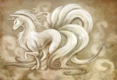 pretty and awesome ninetales