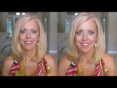 I show you how to give yourself an instant nose job. It takes less than 1 minute . Fractional Laser, That Look, Take That, Makeup Videos, Anti Aging, Youtube, Hair, Beauty, Women