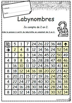 1000 images about ecole math on pinterest for Maths ce2 multiplication