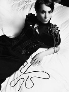 Noomi Rapace. The original Girl With The Dragon Tattoo