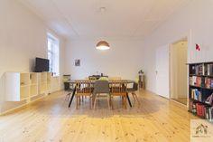 Udlejning af lejlighed - Smuk herskabslejlighed på Frederiksberg