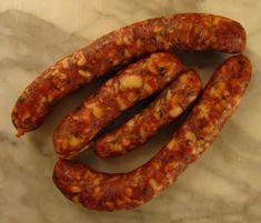 Lucanian sausages - an ancient Roman delicacy