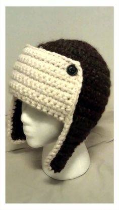 coffee beans and cream adults Bomber hat by BlessedBlossoms, $25.00