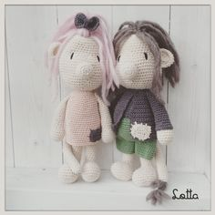 Galna i Garn: Tord 💓 Tone = sant Knitted Animals, Crochet Hats, Teddy Bear, Mamma, Toys, Threading, Pictures, Knitting Hats, Activity Toys