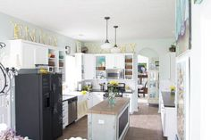 how to paint your kitchen cabinetsthe handmade home