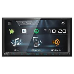 Video In-Dash Units w o GPS: Kenwood Ddx774bh 2-Din Monitor Receiver Bluetooth/Hd Radio W/ 6.95 Display BUY IT NOW ONLY: $316.62