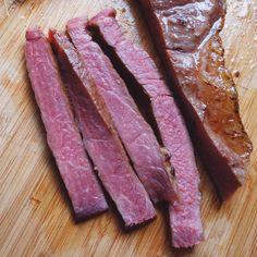 How to make sous vide aged porterhouse steak | Nomiku