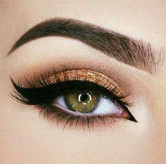 Purr-fect cat eye
