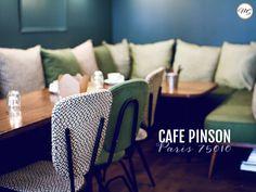 Café Pinson – Paris 10