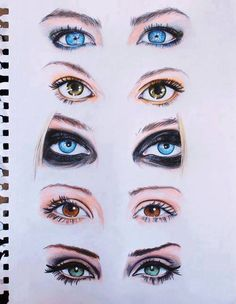 #drawing #eyes