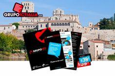 Grupo Actialia ha presentado sus servicios en Zamora de diseño web, diseño gráfico, imprenta, rotulación y marketing digital. Para más información www.grupoactialia.com o 91.159.16.78