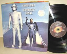 RINGO STARR -  Goodnight Vienna *EMI*Germany 74* *LP