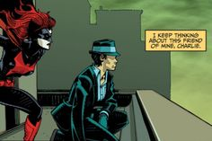 Batwoman & The Question in Convergence: The Question #2