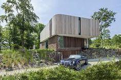 Natuurgevelsteen metselwerk nieuwbouw woning natuursteen