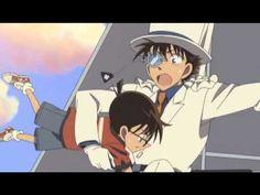 Hilarious Kaito x Conan Moment XD