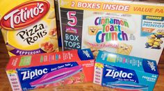 GENERAL MILLS® BOX TOPS FOR EDUCATION™ AT WALMART #BTFE | Amy and Aron's Real Life Reviews