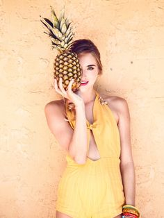Pineapple Cutie by Ashley Holloway on 500px