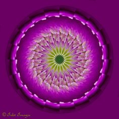 Mandala - Bill Barber Photo