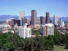 A vibrant Colorado city home to a thriving arts community, innovative restaurants, seven professional sports teams and an abundance of outdoor recreation areas, Denver offers something for everyone. The city's diverse assortment of neighborhoods ranges from hip historic districts to family-friendly suburbs.