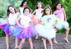 Make Your Own Tutu $13.00 Put on your fashion designer hat and make your own adorable tutu skirt. Our DIY no-sew tutu activity kit comes with tulle and ribbons to create a unique custom piece. Twirl around and play in an exciting world of poofy! We set up the craft space and clean it up! - We provide one on one instruction to guests - We prepare the kit for your guests - All tools necessary (glue guns, etc.). This project is for onsite events at Loft 24 or private event