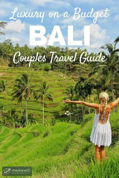 Why Bali is the perfect budget destination for couples. It offers romance and luxury at an affordable rate, and is easily the most popular island destination in Indonesia. | Blog by The Planet D: Canada's Adventure Travel Couple: