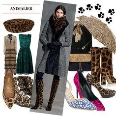 Evviva le stampe animalier, ma non troppo!! #animalier, #fasion, #fashiontrend #fashionblogger #fashionblog, #FW16, #esprit