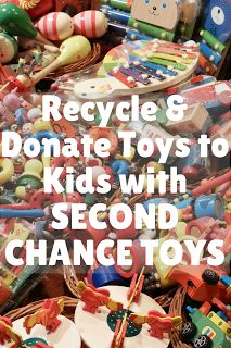 ⭐️Let's Do Something Awesome!⭐️ Double Your #Givebacks! #Recycle & #Donate #Toys to #Kids with Second Chance Toys http://www.niecyisms.com/2015/11/double-your-givebacks-recycle-and.html #secondchancetoys #Holidays