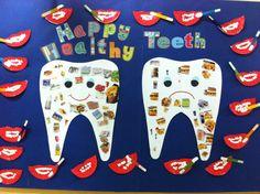 Teeth Bulletin Board.
