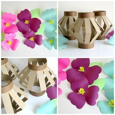 Luau Party Decorations Pack by DesignSprinkle on Etsy, $65.00