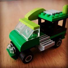 Lego mini van