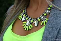 "cost21-fashion777: "" fashion bib Necklaces only $4.99 shop at http://cost21-jewellery.tumblr.com/"