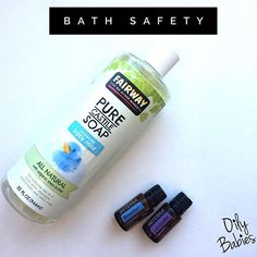 Safety first! A great post. Doterra Breathe, Pure Castile Soap, Safety, Essential Oils, Organic, Babies, Pure Products, Instagram Posts, Security Guard