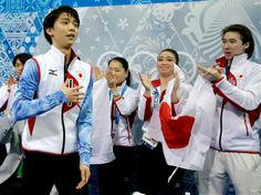 Figure Skating Men's Short Program Day 0. Yuzuru Hanyu of Japan reacts after competing in the Figure Skating Men's Short Program during the Sochi 2014 Winter Olympics at Iceberg Skating Palace.카지노승률 SK8000.COM 카지노승률카지노승률 카지노승률 카지노승률카지노승률 카지노승률
