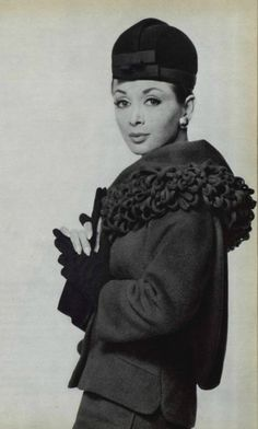 1961 Jeanne Lanvin