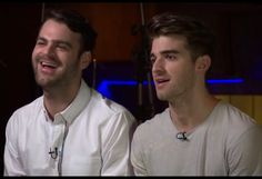 The Chainsmokers Talk Being 'Two Dorky Dudes That Are Pretty Self-Deprecating' on ABC News