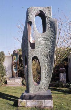 Rock Form (Porthcurno). Barbara Hepworth.