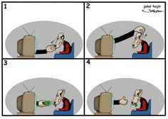 Manipulación…Jalal Hajir, para Cartoon Movement, http://www.cartoonmovement.com/p/8707[twitter] @JalalJhajir