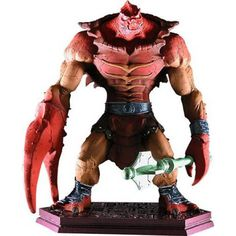 He-Man and Masters of the Universe have had to occupy themselves with either sub par merchandise, or a flat out lack thereof for entirely too long. For a franchise as popular as He-Man and the Masters